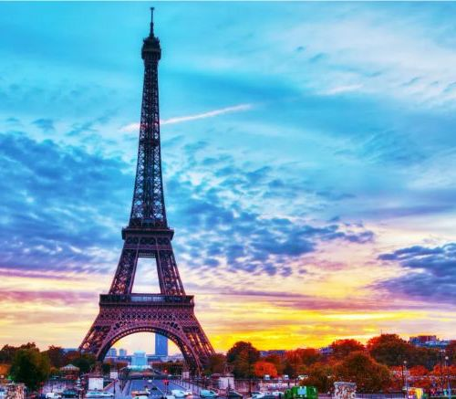 TRAVEL – PARIS