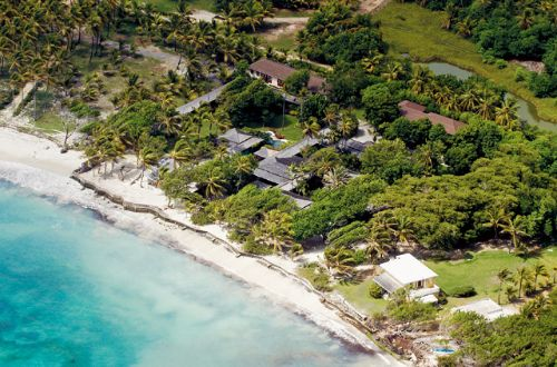TRAVEL – Mustique