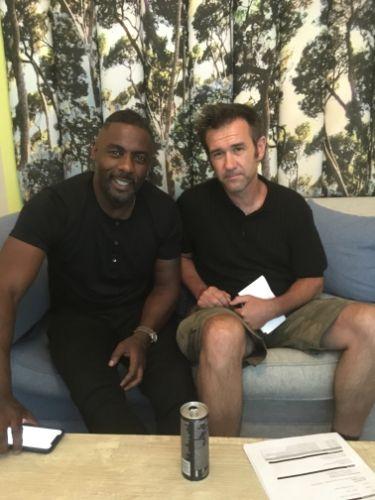 SNAPS – Idris Elba