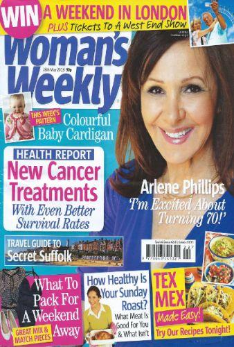COVERS – Arlene Phillips