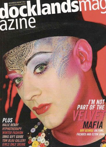 COVERS – Boy George