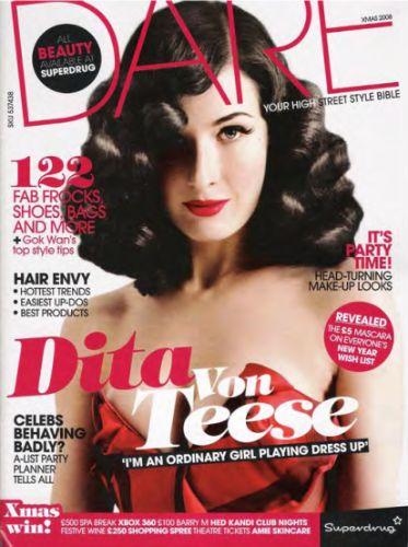 COVERS – Dita Von Teese