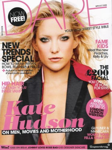 COVERS – Kate Hudson