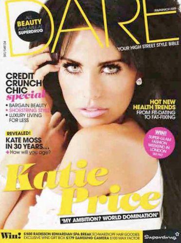 COVERS – Katie Price 2