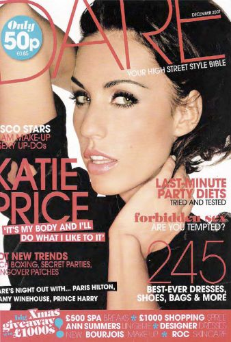 COVERS – Katie Price 3