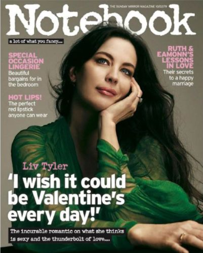 COVERS – Liv tyler