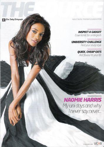 COVERS – Naomi Harris