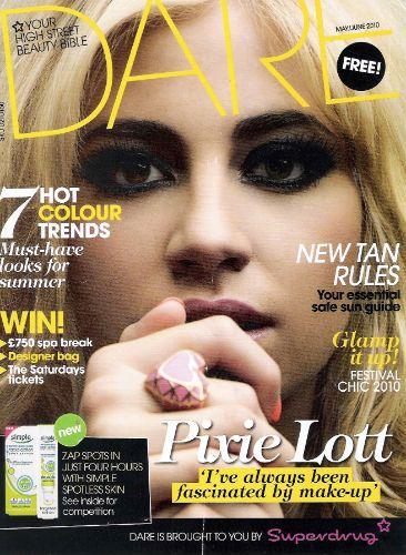 COVERS – Pixie Lott