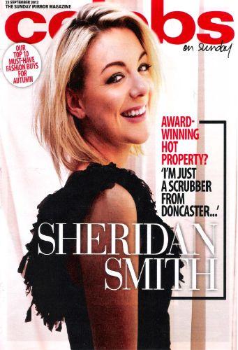 COVERS – Sheridan Smith